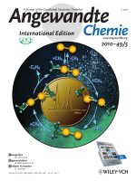 Cover Picture  Methane Activation and Catalytic Ethylene Formation on Free Au2+ (Angew. Chem. Int. Ed. 52010)