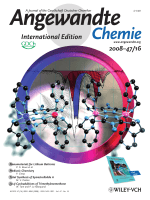 Cover Picture  Mixed Spin-State [HS-LS] Pairs in a Dinuclear Spin-Transition Complex  Confirmation by Variable-Temperature 57Fe Mssbauer Spectroscopy (Angew. Chem. Int. Ed. 162008)