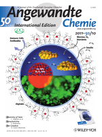 Cover Picture  Multifunctional Capsule-in-Capsules for Immunoprotection and Trimodal Imaging (Angew. Chem. Int. Ed. 102011)