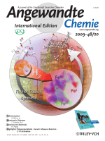 Cover Picture  Nanoscale Chemical Imaging of the Reduction Behavior of a Single Catalyst Particle (Angew. Chem. Int. Ed. 202009)