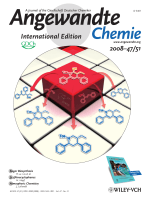 Cover Picture  Organocatalytic Asymmetric Inverse-Electron-Demand Aza-DielsЦAlder Reaction of N-Sulfonyl-1-aza-1 3-butadienes and Aldehydes (Angew. Chem. Int. Ed