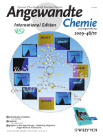 Cover Picture  Photoprogrammable Organic Light-Emitting Diodes (Angew. Chem. Int. Ed. 222009)