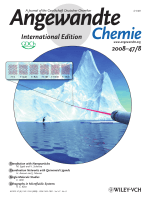 Cover Picture  Picosecond Melting of Ice by an Infrared Laser Pulse  A Simulation Study (Angew. Chem. Int. Ed. 82008)