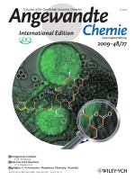 Cover Picture  Polyketide-Chain Branching by an Enzymatic Michael Addition (Angew. Chem. Int. Ed. 272009)