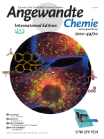 Cover Picture  RhodaminesNN  A Novel Class of Caged Fluorescent Dyes (Angew. Chem. Int. Ed. 202010)