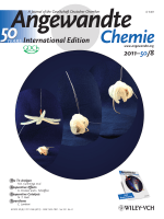 Cover Picture  Soft Robotics for Chemists (Angew. Chem. Int. Ed. 82011)