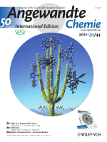 Cover Picture  Synthesis and Reactions of N-Heterocyclic Carbene Boranes (Angew. Chem. Int. Ed. 442011)
