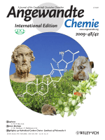 Cover Picture  Synthesis of Cyclopamine Using a Biomimetic and Diastereoselective Approach (Angew. Chem. Int. Ed. 422009)