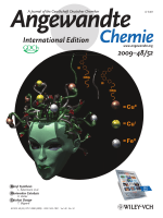 Cover Picture  Templated Ligand Environments for the Selective Incorporation of Different Metals into DNA (Angew. Chem. Int. Ed. 522009)