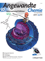 Cover Picture  The Binding of Fluorophores to Proteins Depends on the Cellular Environment (Angew. Chem. Int. Ed. 122011)