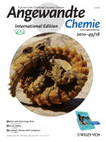 Cover Picture  The Ouroborand  A Cavitand with a Coordination-Driven Switching Device (Angew. Chem. Int. Ed. 182010)