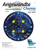 Cover Picture  Two-Dimensional Triangular and Square Heterometallic Clusters  Influence of the Closed-Shell d10 Electronic Configuration (Angew. Chem. Int. Ed. 512009)