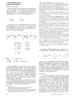 Cyclic DithiohemiacetalsЧSynthesis and Properties.