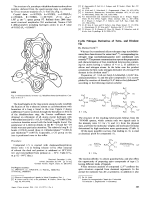 Cyclic Nitrogen Derivatives of Tetra- and Divalent Tin.