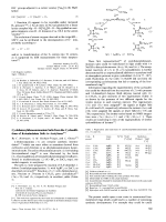 Cyclobutenylideneammonium Salts from the Cycloadditions of Keteniminium Salts to Acetylenes.
