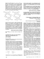 Cyclododecanone Oxime and Cyclo-octanone Oxime from Cyclododecatriene and Cyclo-octadiene.