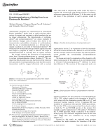 Deantiaromatization as a Driving Force in an Electrocyclic Reaction.