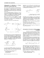Deoxygenation of Oxaziranes by Sulfur-Containing Nucleophiles.