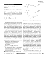 Deprotonation of Enoxy Radicals  Theoretical Validation of a 50-Year-Old Mechanistic  Proposal.