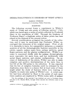 Dermatoglyphics in negroes of West Africa.