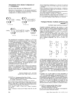 Determination of the Absolute Configuration of (+)-Pentahelicene.