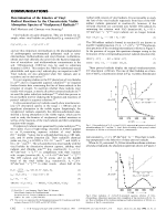 Determination of the Kinetics of Vinyl Radical Reactions by the Characteristic Visible Absorption Spectra of Vinylperoxyl Radicals.