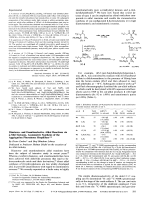 Diastereo- and Enantioselective Aldol Reactions via -Silyl Ketones  Asymmetric Synthesis of the Aggregation Pheromone Sitophilure.