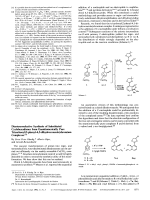 Diastereoselective Synthesis of Substituted Cyclohexadienes from Enantiomerically Pure Tricarbonyl(2-pheny1-4  5-dihydrooxazole)chromium Complexes.