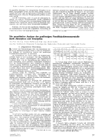 Die quantitative Analyse der gasfrmigen Paraffinkohlenwasserstoffe durch Adsorption und Desorption.