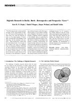 Digitalis Research in BerlinЦBuchЧRetrospective and Perspective Views.