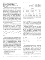 Dilithio(phenylsulfonyl)trimethylsilylmethane  Synthesis  13C1H-NMR Characterization  and Lithium-Titanium Exchange.