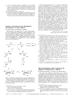 Direct Determination of Rate Constants for the Addition of Carbenium Ions to Alkenes.