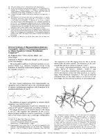 Directed Synthesis of Rhenamolybdatetrahedranes  Nucleophilic Addition of Pentacarbonylrhenate(1) to Alkyne Ligands in Cationic Molybdenum Complexes.