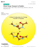 Distal Charge Transport in Peptides.