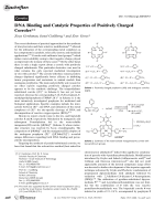 DNA Binding and Catalytic Properties of Positively Charged Corroles.