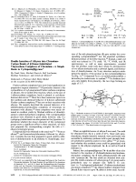 Double Insertion of Alkynes into Chromium-Carbon Bonds of -Donor-Substituted Vinylcarbene Complexes of ChromiumЧA Simple Route to Cyclopenta[b]pyrans.