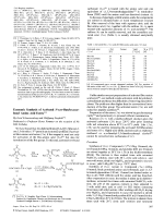 Economic Synthesis of Activated N-tert-Butyloxycarbonyl Amino Acid Esters.