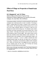 Effect of Ullage on Properties of Small-Scale Pool Fires.