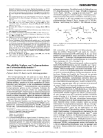 Eine ntzliche Synthese von Cyclopropylaminen aus Carbonsuredialkylamiden.