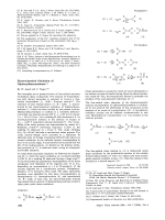 Electrochemical Oxidation of Diphenyldiazomethane.