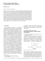 Electron-Transfer Chain Catalysis in Organotransition Metal Chemistry.