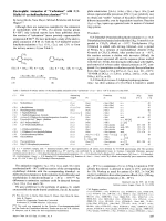 Electrophilic Amination of УCarbanionsФ with N N-Dialkyl-O-arylsulfonylhydroxylamines.