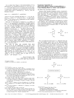 Enantiomer Separation of (R S)-2-(tert-Butyl)-3-methyl-4-imidazolidinone  a Chiral Building Block for Amino Acid Synthesis.