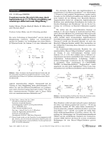 Enantiomerenreine Bicyclo[4.2.0]octane durch kupferkatalysierte [2+2]-Photocycloaddition und enantiotopos-differenzierende Ringffnung