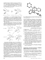 Enantiomerism and Diastereoisomerism of Bishelical Bilatriene Dimers in the Crystal Lattice.
