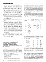 Enantioselective Cycloisomerization of 1 6-Enynes Catalyzed by Chiral DiphosphaneЦPalladium Complexes.