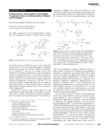 Enantioselective Total Synthesis of the Highly Oxygenated 1 10-seco-Eudesmanolides Eriolanin and Eriolangin.