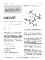 Equilibrium Structure  Stabilized Transition State  or Disorder in the Crystal Studies of the Antiaromatic Systems Tetra-tert-butyl-s-indacene and Tetra-tert-butylcyclobutadiene by Low-Temperature Crystal Structure Analysis.