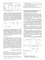 Facile Preparation of Cyclooctatetraene from 1 5-Cyclooctadiene by Metalation and Oxidation.
