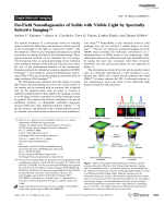 Far-Field Nanodiagnostics of Solids with Visible Light by Spectrally Selective Imaging.